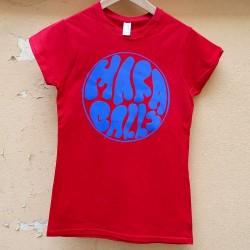 Mara Balls T-paita (punainen)