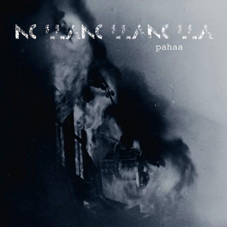 Nolla Nolla Nolla: Pahaa (LP+CD)