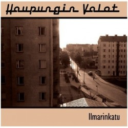 "Kaupungin valot: Ilmarinkatu/Pojat ei itke (7"")"