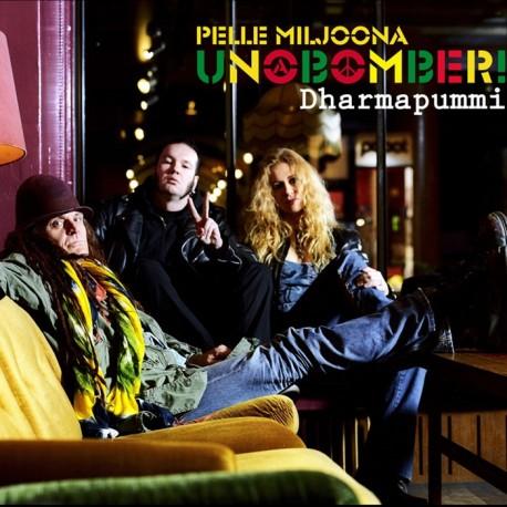 Pelle Miljoona Unabomber: Dharmapummi (CD)