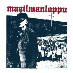 """Maailmanloppu: Täältä tulee sota EP (12"""")"""