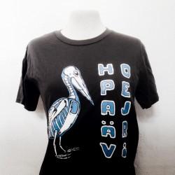 Hopeajärvi T-paita