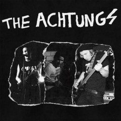 The Achtungs: Full Of Hate (LP)