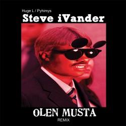 Steve iVander: Olen musta remix (LP)