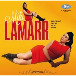 "Miki Lamarr: Miki Lamarr (10"" EP)"