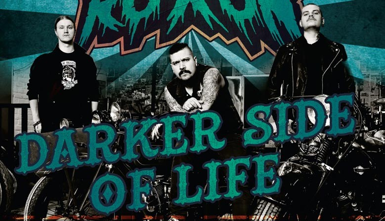 Flesh Roxon: Dareker Side of Life