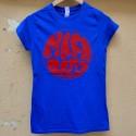 Mara Balls T-paita (sininen)
