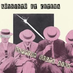 Köysistö Et Cetera: Rappion kulta-aika (CD)