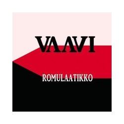 Vaavi: Romulaatikko (CD)