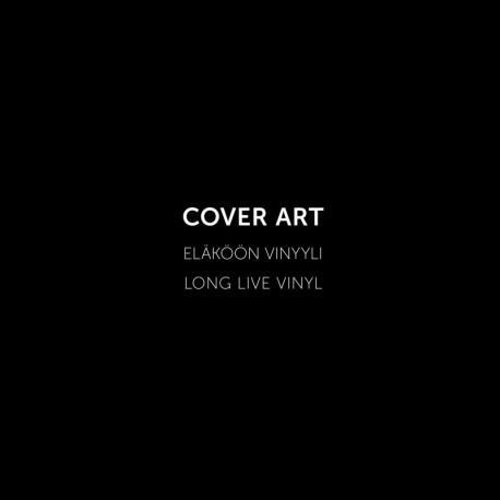 """Cover Art - Eläköön vinyyli! BOX SET (3 x 7"""" + book)"""