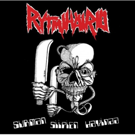 Rytmihäiriö: Surman Siipien Havinaa (LP)