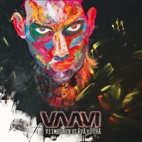 Vaavi: Viimeinen elävä köyhä (CD)
