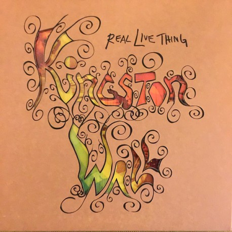 Kingston Wall : Real Live Thing (5LP)