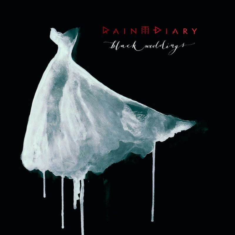 Rain Diary Black Weddings CD