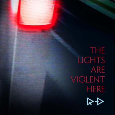 Rain Diary: The Lights Are Violent Here (CD)