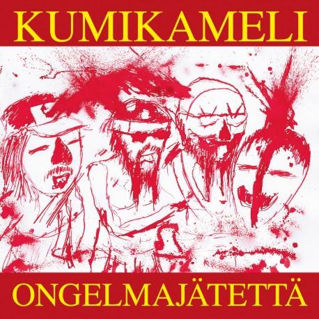 """Kumikameli : Ongelmajätettä (7""""EP)"""