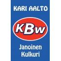 Kari Aalto: Janoinen Kulkuri (MC)