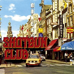 Shotgun Club: Autiomaa (CD)
