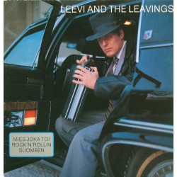 Leevi And The Leavings: Mies Joka Toi Rock'N'Rollin Suomeen (LP)