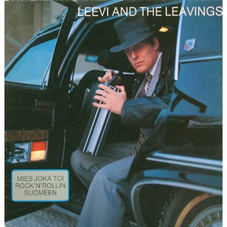 Leevi And The Leavings: Mies Joka Toi Rock'N'Rollin Suomeen (LP)