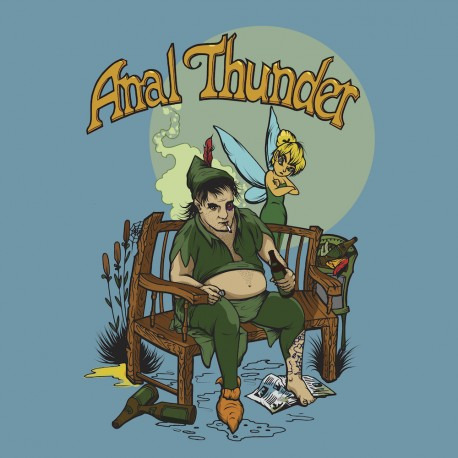 Anal Thunder: Anal Thunder Syndrome