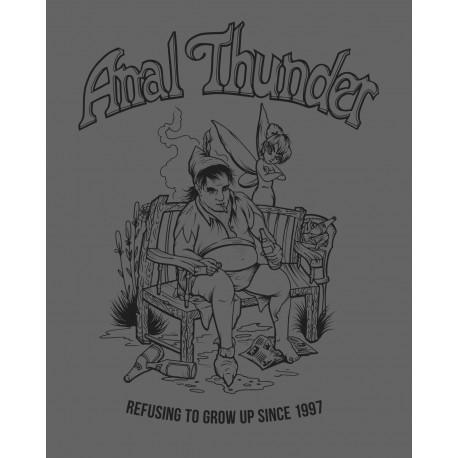 Anal Thunder Syndrome T-paita
