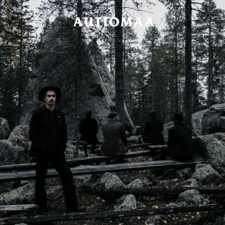 Autiomaa: Kantrin viimeiset herrasmiehet ( LP+CD)