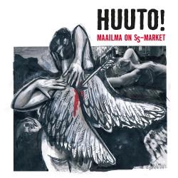 Huuto!: Maailma on SS-market (CD)