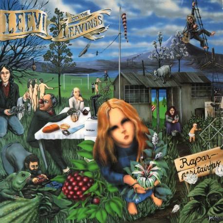 Leevi And The Leavings: Raparperitaivas (LP)