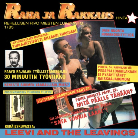 Leevi And The Leavings: Raha Ja Rakkaus (LP)