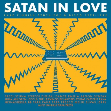 Satan In Love: Rare Finnish Synth-Pop & Disco 1979-1992
