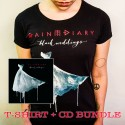 Rain Diary T-Shirt + CD -bundle