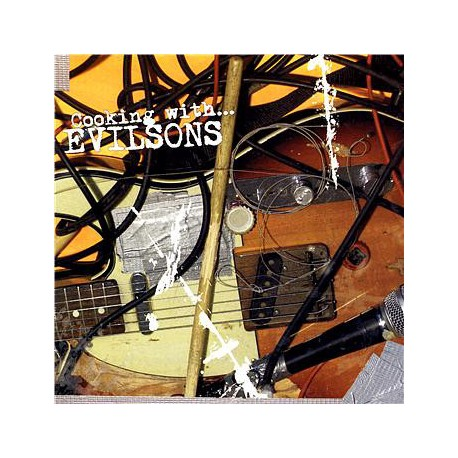 Evilsons: Cooking With ... Evilsons (CD)