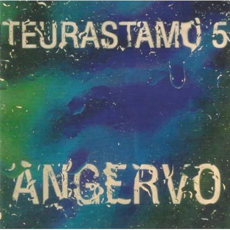 Teurastamo 5: Angervo (CD)