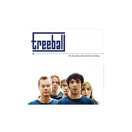 Treeball : Strawberry blonde school of class (CD)