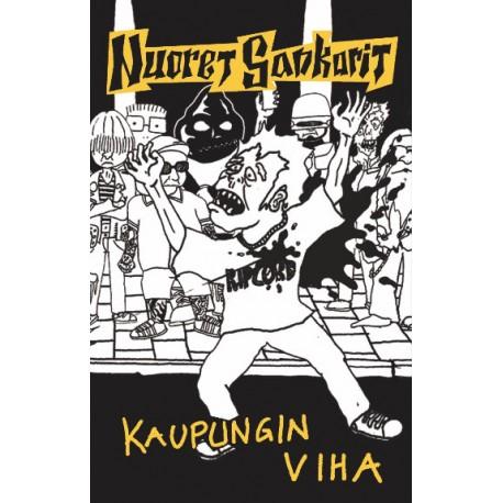 Nuoret Sankarit: Kaupungin viha (MC)