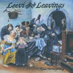 Leevi And The Leavings: Käärmenäyttely (LP)