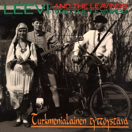 Leevi And The Leavings: Turkmenialainen tyttöystävä (LP)