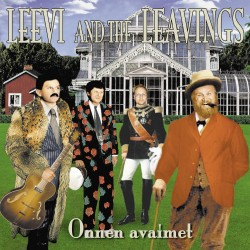 Leevi And The Leavings: Onnen avaimet (LP)