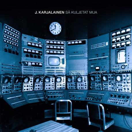 J. Karjalainen: Sä kuljetat mua (LP)