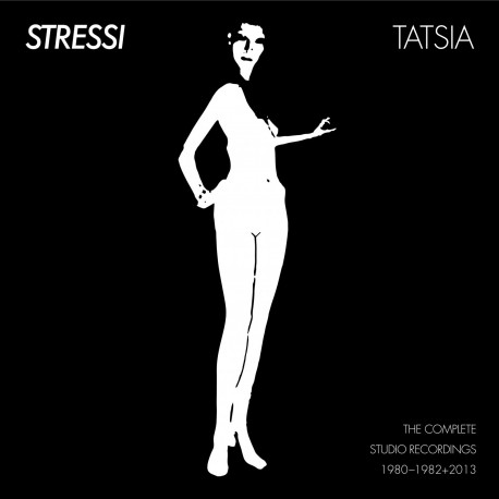 Stressi: Tatsia – The Complete Studio Recordings (LP)