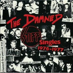 "Damned: The Stiff Singles 1976-1977 (7"")"