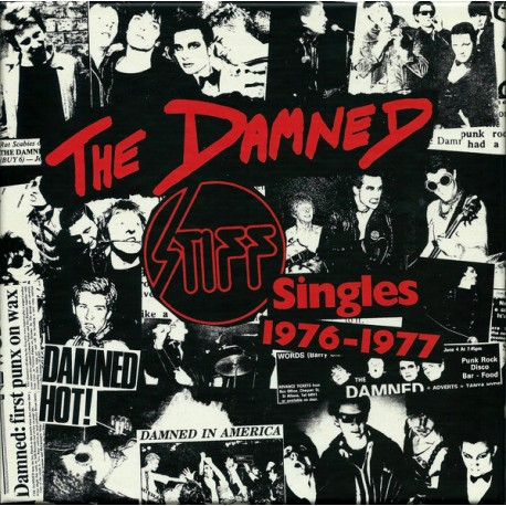 "The Damned: The Stiff Singles 1976-1977 (7"")"