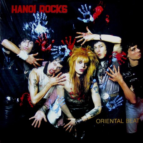 Hanoi Rocks: Oriental Beat (LP)