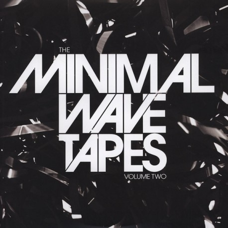 V/A: Minimal Wave Tapes vol. 2 (LP)