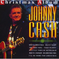 Johnny Cash: Christmas Album (CD)