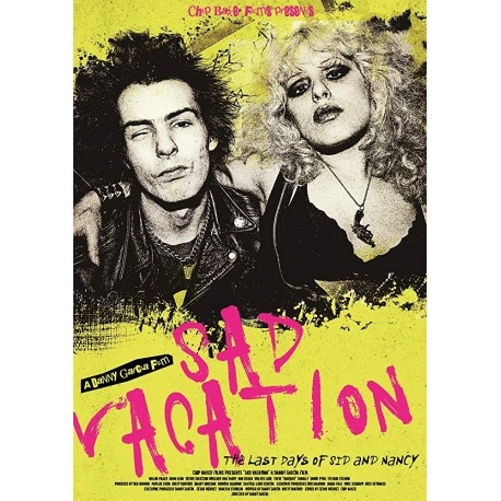 Sad Vacation: The last days of Sid & Nancy (DVD)