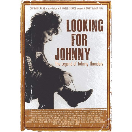 Looking for Johnny - The Legend of Johnny Thunders
