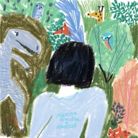 Henna Emilia & Houreet: Lauluja ihmisistä ja eläimistä (LP)