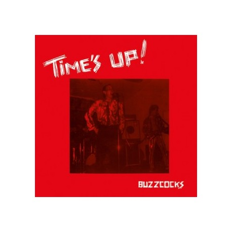 Buzzcocks: Time's Up (LP)